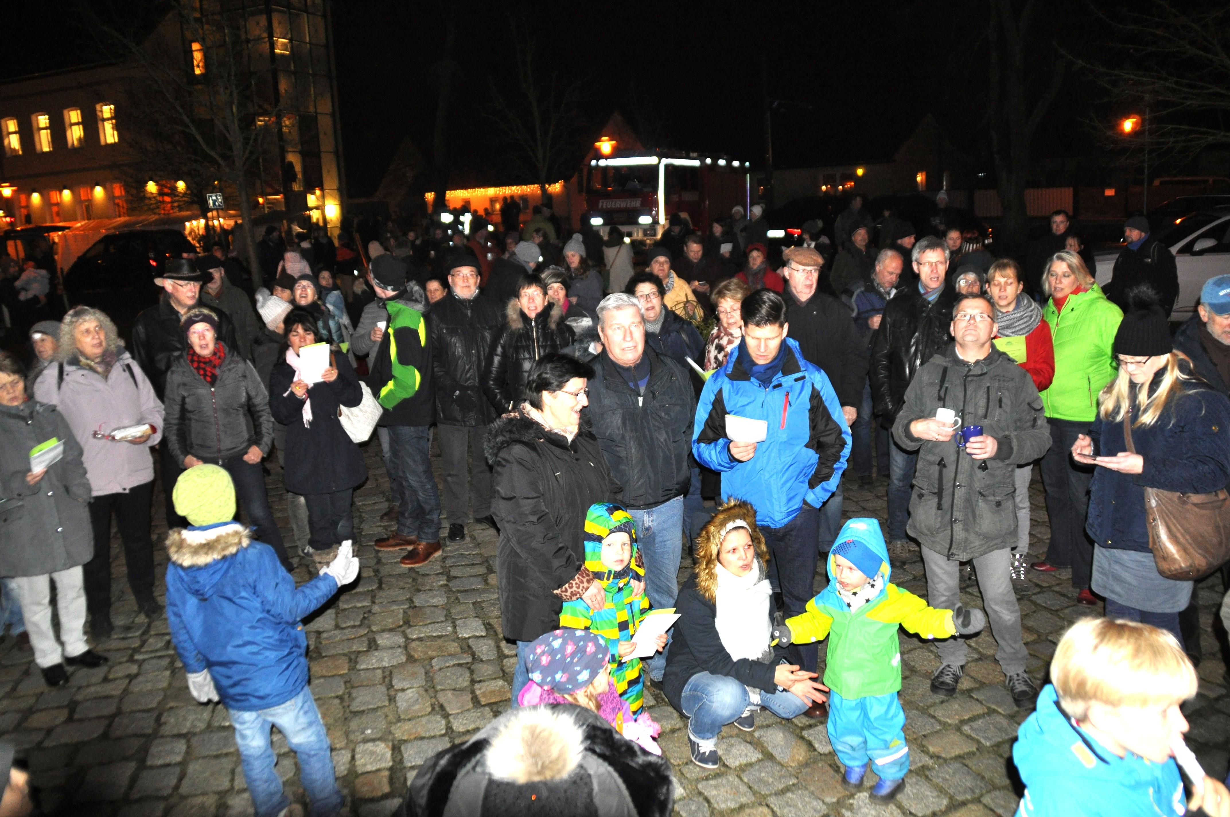 02.12.2017 – Kirchturmfest und Weihnachtssingen
