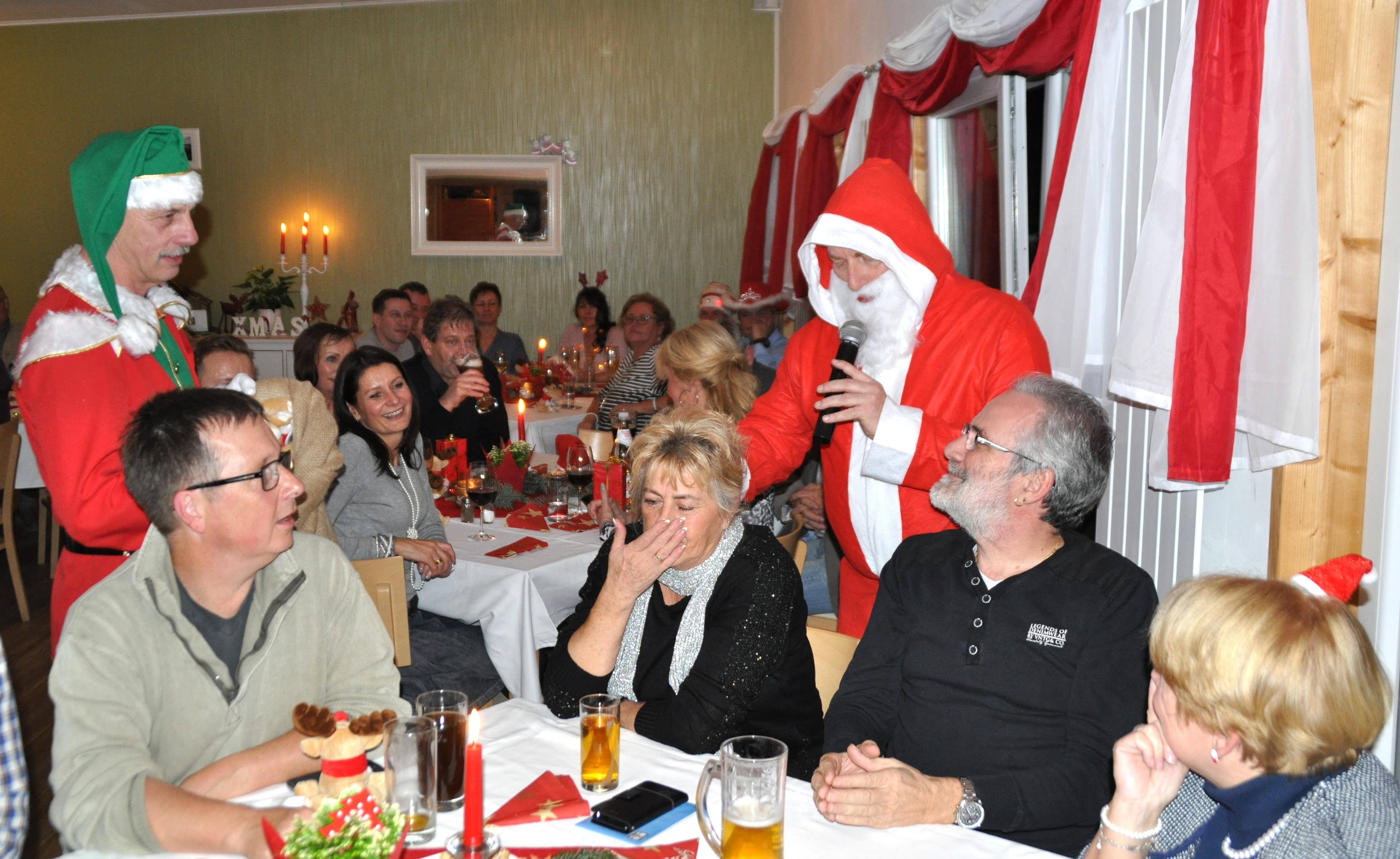 12.12.2017 – Fröhliche Weihnacht überall!! Weihnachtsfeier mit dem MVW